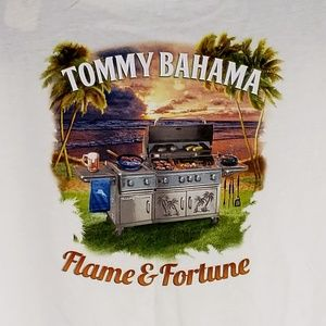 Tommy Bahama Graphic T-Shirt  Flame And Fortune